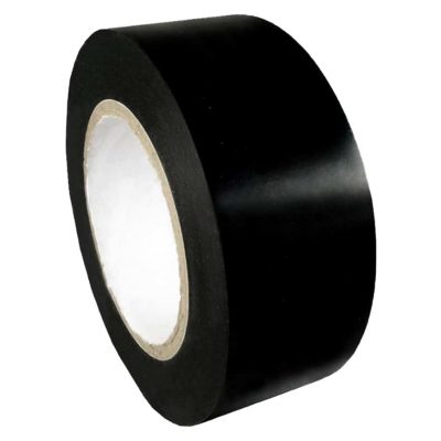 Black Filament Tape