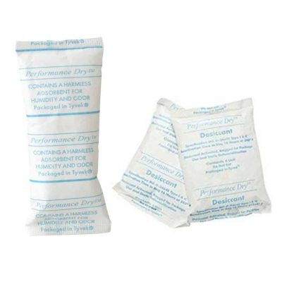 Mil-Spec and FDA Bagged Desiccant