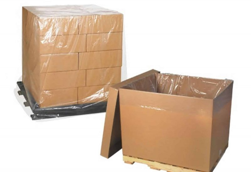 Pallet Covers & Gaylord Bin Liners